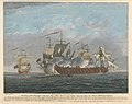 The taking of the Princessa a Spanish Man of War, April 8, 1740 by His Majesties Ships the Lenox, Kent, and Oxford Ba-obj-4525.jpg