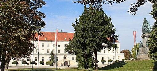 Theresianische Militärakademie Wiener Neustadt Panorama