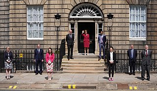 Third Sturgeon government Scottish Government following the May 2021 Scottish Parliament general election