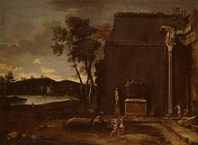 Thomas Blanchet - Landscape with Sarcophagus - WGA02238.jpg
