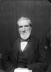 Thomas Lloyd, elder Fitzclarence St chapel (CM), Liverpool NLW3363673