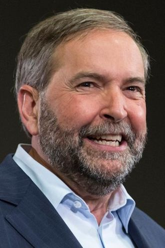 Canadian federal election, 2015 - Image: Thomas Mulcair 2015 (cropped)