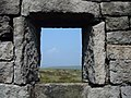 Through the rectangular window - geograph.org.uk - 463341.jpg