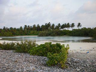 Kelaa (Haa Alif Atoll) island in Thiladhunmathi Atoll, Maldives