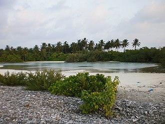 Kelaa (Haa Alif Atoll) - Image: Thudee muli panoramio
