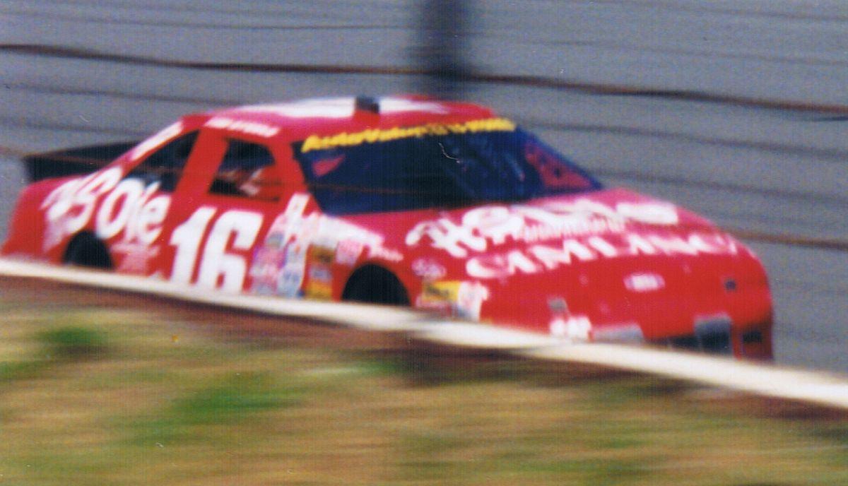 Tim Steele Race Car Driver