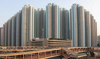 public housing ownership programme in Hong Kong