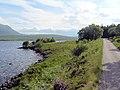 Tiny promontory on Loch Naver - geograph.org.uk - 490965.jpg