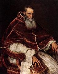 Portrait de Paul III