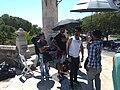 Tollywood star in Pont del Reial, València.jpg