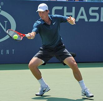 2010 ATP World Tour Finals - Tomáš Berdych reaches his first Grand Slam final at Wimbledon