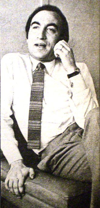 Tomás Eloy Martínez - Tomás Eloy Martínez
