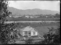 Tom Mather's house in Stilling Street, Lower Hutt, circa 1912. ATLIB 289848.png