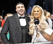 Tommy Fury and Molly Mae Hague at the National Television Awards.jpg
