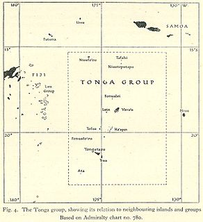 History of Tonga aspect of history
