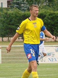 Tony Vairelles French footballer