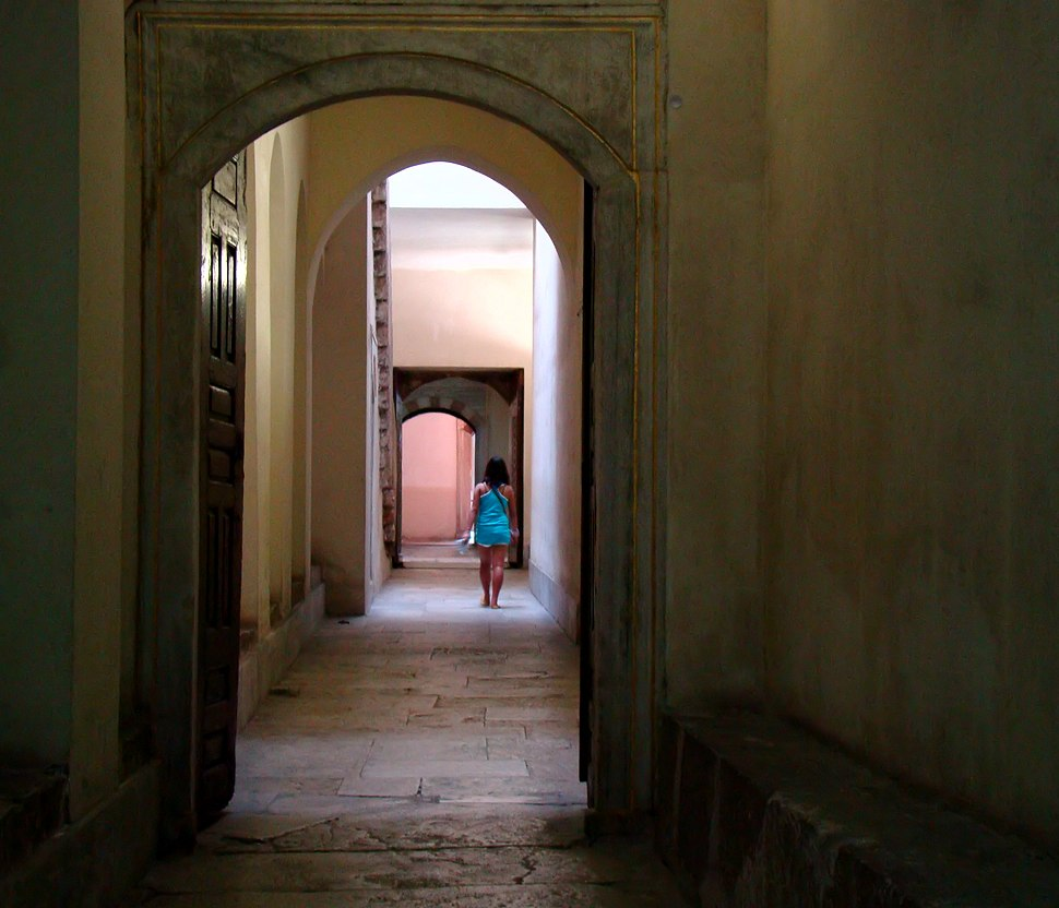 Topkapi Golden Road Harem Exit