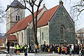Torchlight procession for the search of missing boy Odin Andre Hagen Jacobsen 28.jpg