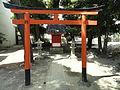Torii - Hyakumanben chion-ji - Kyoto - DSC06504.JPG