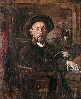 Gyula Tornai Hungarian painter (1861-1928)