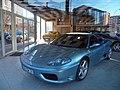 Toulouse - Ferrari dans un magasin - 20110115 (1).jpg