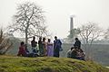 Tourists - Riverbank Churni - Halalpur Krishnapur - Nadia 2016-01-17 8785.JPG