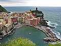 Tourists in Vernazza Cinque Terre Italy 2010.jpg