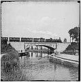 Tournai (Doornik) — Ancien pont des roulages sur ancien lit de l'Escaut.jpg