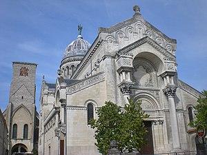 Basilica of Saint Martin, Tours - The Basilica