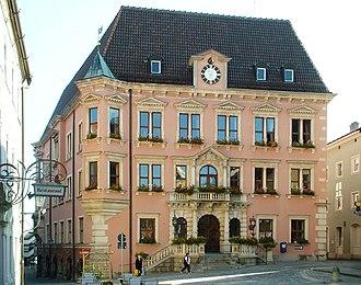 Kaufbeuren - Town hall