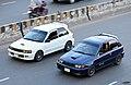 Toyota Starlet GT duo, Bangladesh. (42763590220).jpg