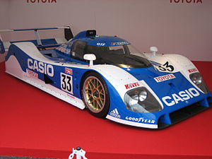 Toyota TS010 - Image: Toyota TS010