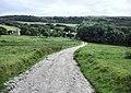 Track to Tyneham - geograph.org.uk - 1521834.jpg