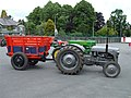 Tractor and cart, Omagh - geograph.org.uk - 844181.jpg