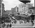 Traffic at First and Pike, 1919 (MOHAI 6183).jpg