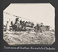 Tram-cars at Ocatlan - En route to Chapala. (16984950449).jpg