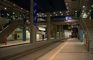 Kraków Fast Tram - KST tunnel