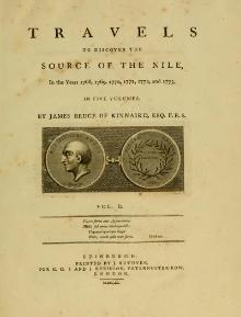 Travels to Discover the Source of the Nile - In the Years 1768, 1769, 1770, 1771, 1772, and 1773 volume 2.djvu