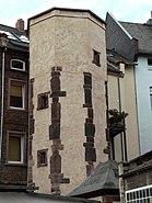 Treppenturm Zehnthof Frankfurt Höchst