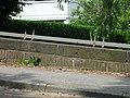 Trompenburgsebrug - Kralingen - Rotterdam - Balustrade with metal railing.jpg