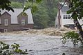 Tropical Storm Irene Flood-Buildings at Quechee Vermont 2011-08-28.jpg