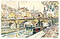 Tugboat at the Pont Neuf, Paris MET 70J 159R4.jpg