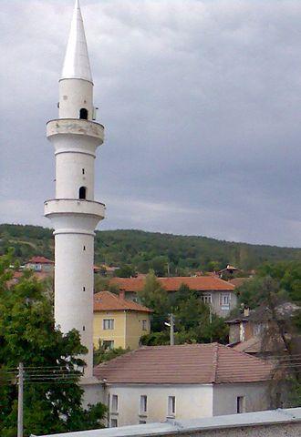 Pomaks - Tuhovishta's Mosque