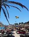 Tunezja, plaża przy hotelu Houda Golf ^ Beach Club - panoramio (1).jpg
