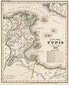 Tunisie - Carte allemande 1844.jpg