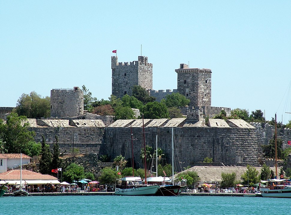 TurkeyBodrumCastle