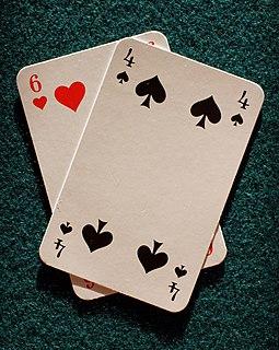 Bettelmann Card game