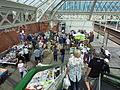 Tynemouth Station Market, July 2015 (02).JPG