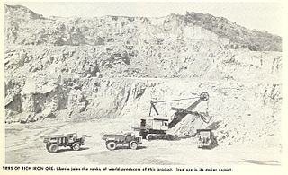 Mining industry of Liberia