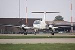 UC12 - RAF Mildenhall April 2009 (3430283068).jpg
